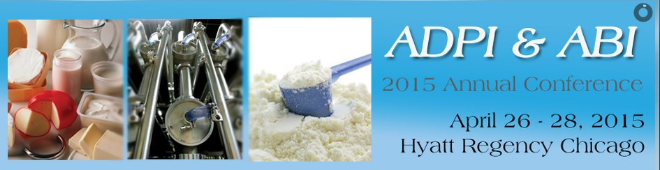 Russell Finex to exhibit at the American Dairy Products Institute Annual Conference in Chicago.