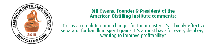 American Distilling Quote