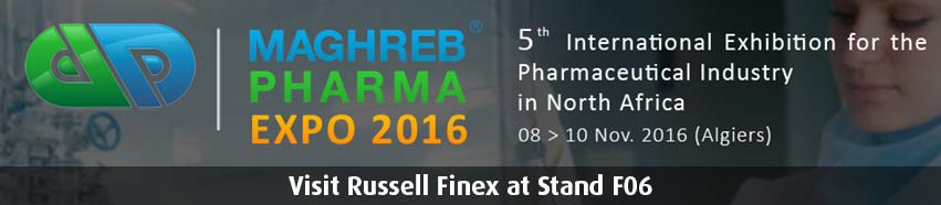 Maghreb Pharmaceutical Sieving and Screening Equipment Expo