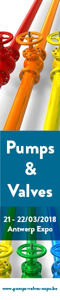 Industrial liquids processing equipment at Pumps & Valves 2018