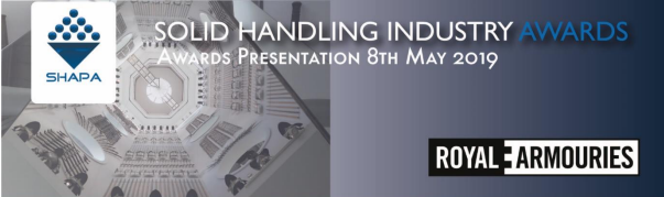 Russell Finex is shortlisted for various Solids Handling Awards 2019.png