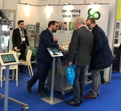 Russell Finex at Pumps & Valves 2018