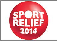 Russell Finex Sport Relief 2014