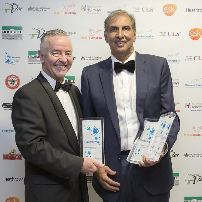 Russell Finex Business of the Year Hounslow