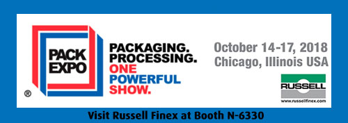 Processing solutions for powders and liquids at Pack Expo Chicago 2018