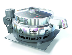 Russell Compact Airlock Sieve
