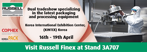 Pharmaceutical and Cosmetology Exhibition 2019 Russell Finex