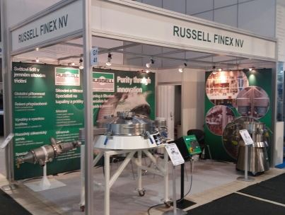 Industrial separation equipment at MSV 2017
