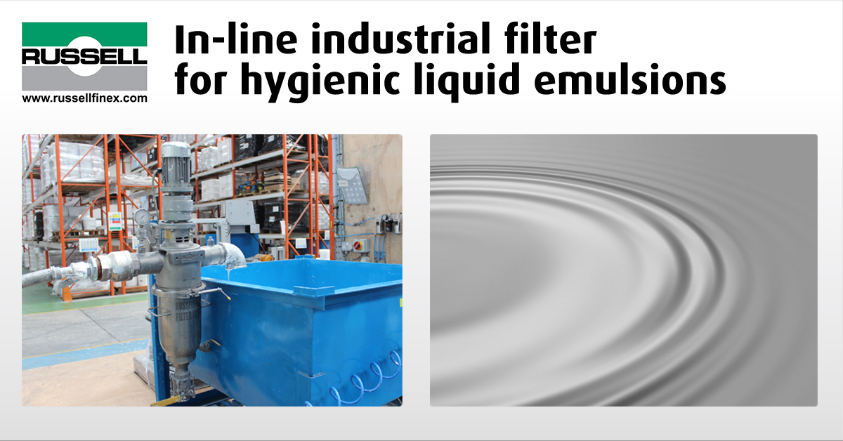 1fa8e92ccd4d Industrial Self-Cleaning Filters for Emulsions