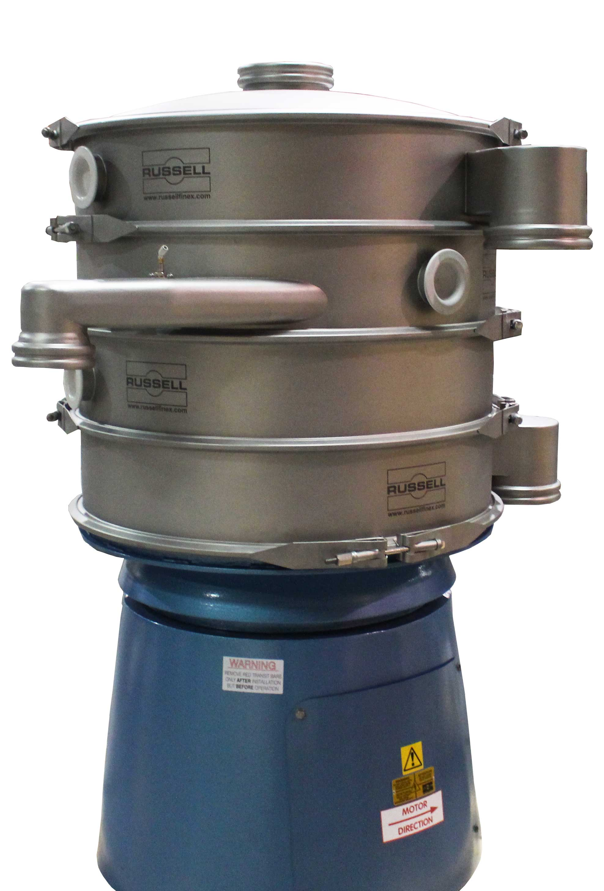 Customized circular separator for pharmaceutical fillers