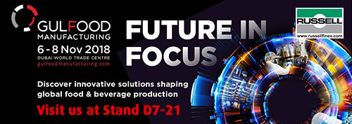 Gulfood Manufacturing 2018 Russell Finex