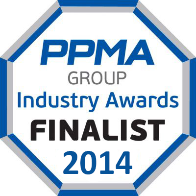 PPMA industry awards finalist 2014