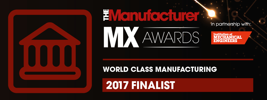 Russell Finex The Manufacturer MX Awards 2017