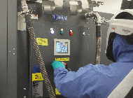 AM powder recovery for the aerospace industry