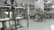 Screening Milk Powder at Nestle Chile